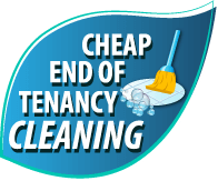 Cheap End Of Tenancy Cleaning